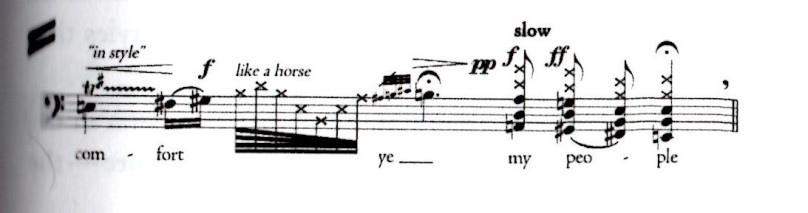 Peter Maxwell Davies - Book copy 2 - 'Like a Horse'